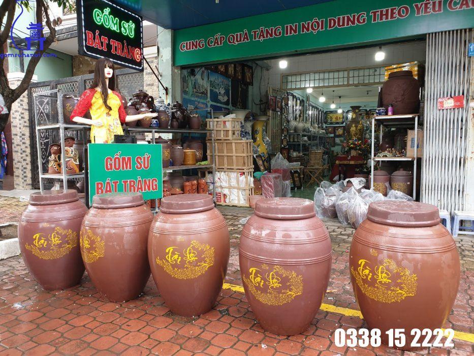 Nơi bán bình ngâm rượu số 1 tại Biên Hòa